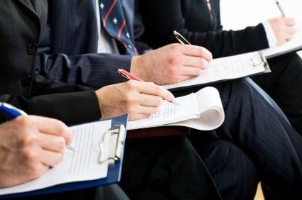 Subordinates should not interview potential bosses