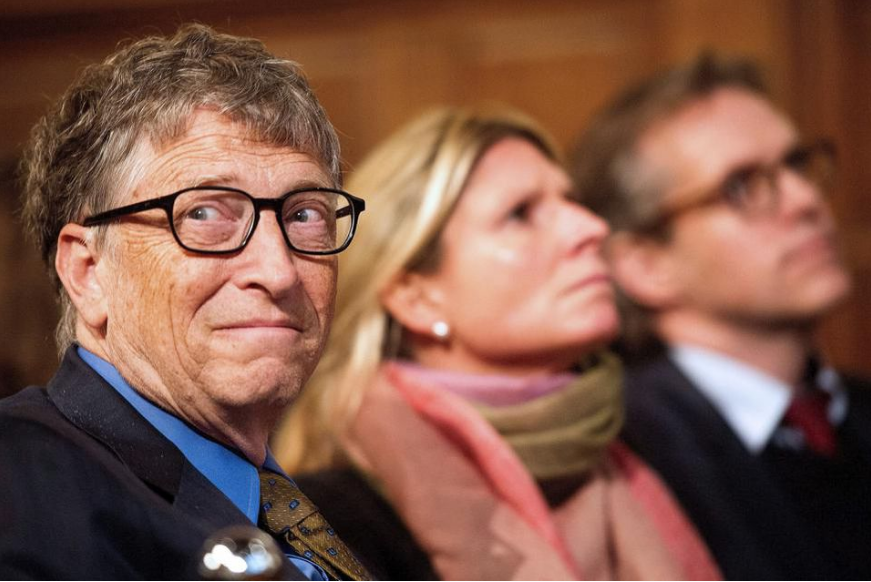 Bill Gates Tracked Employee Comings And Goings At Microsoft — Should You?