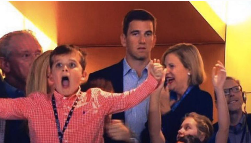What To Learn From Eli Manning's Leadership Eyes