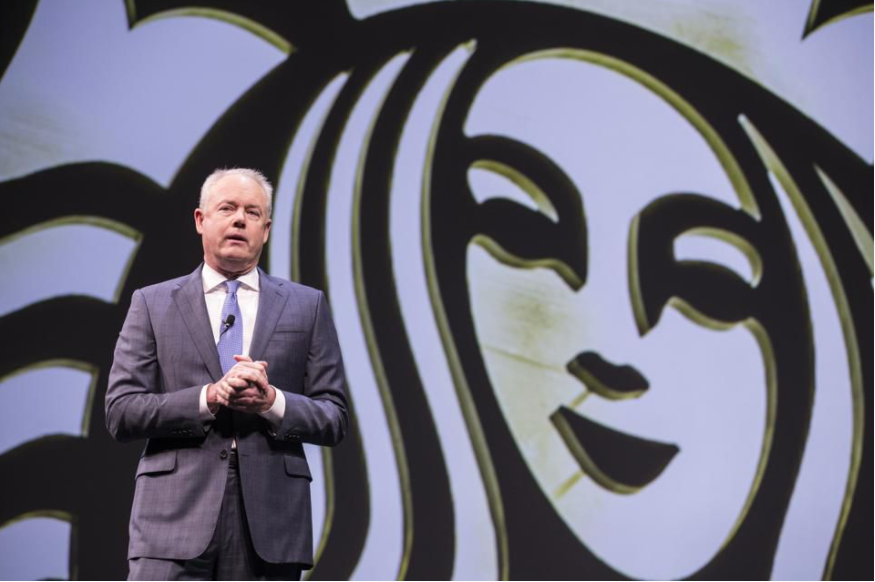 A 100-Day Action Plan For Starbucks New CEO – Standing On The Shoulders Of Giants