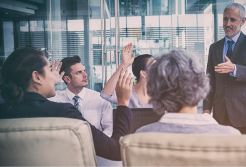 Why You Need Different Types Of Meetings Depending On Desired Outcomes