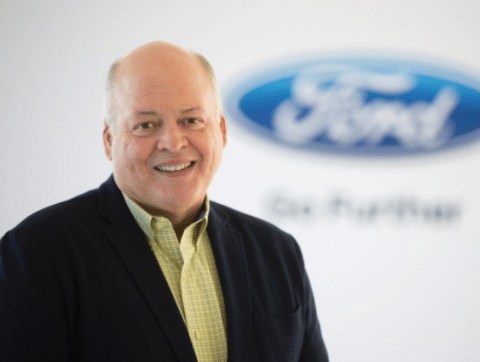 Ford CEO Jim Hackett's New Leader's 100-Day Action Plan