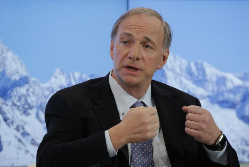 Bridgewater's Ray Dalio On The Value Of Embracing Your Weaknesses