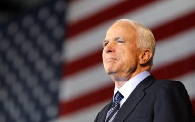 John McCain – Beaten But Never Lost