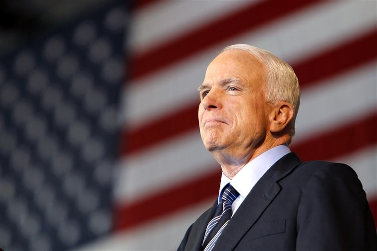 John McCain – Beaten But Never Lost