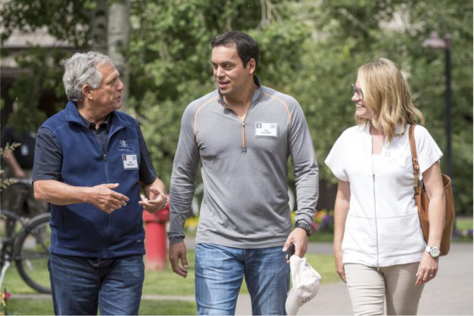 CBS CEO Joseph Ianniello's Move From Interim To Permanent
