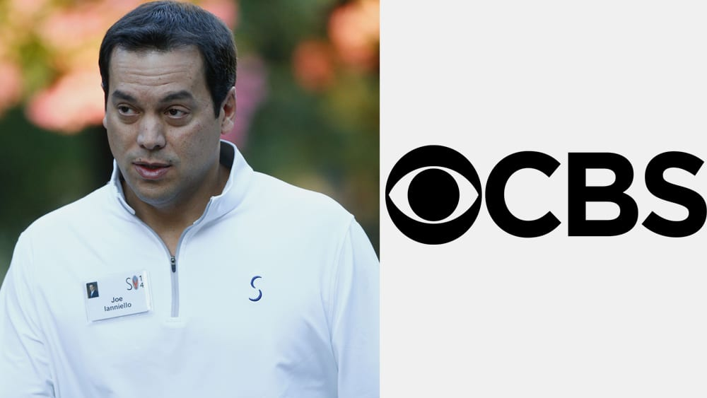 CBS CEO Joseph Ianniello's Move From Interim To Permanent