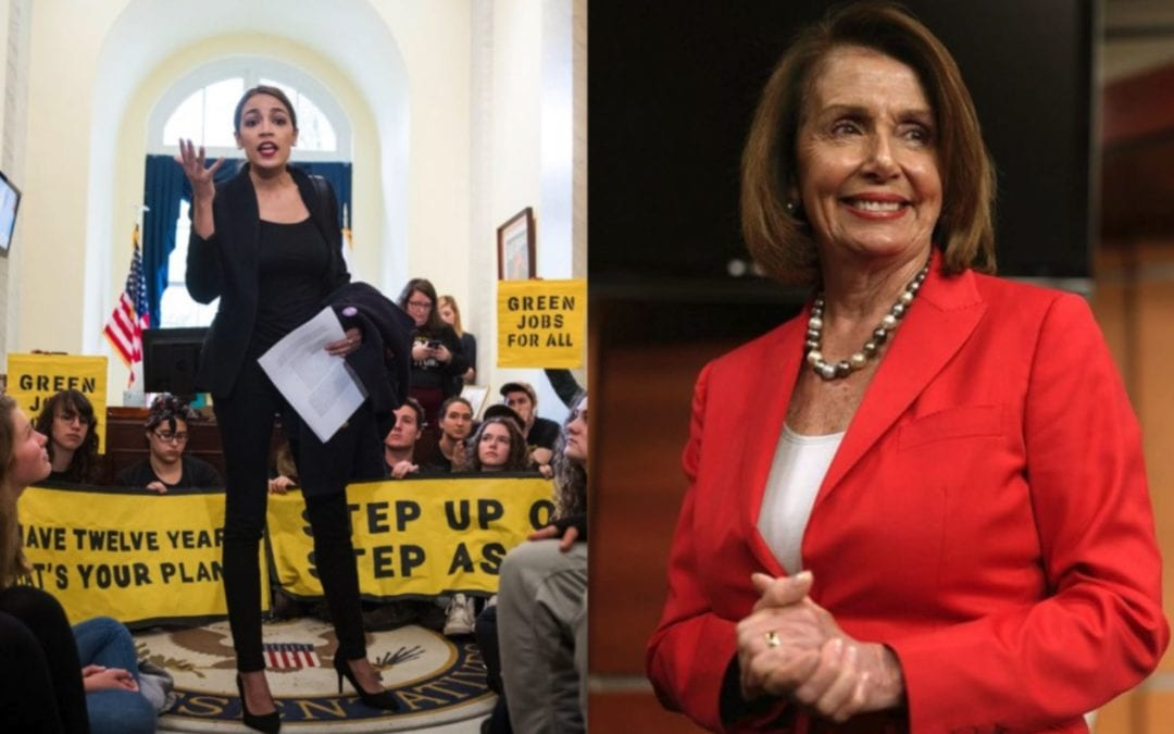 Learnings From The Stark Difference In Nancy Pelosi And Alexandria Ocasio-Cortez' Onboarding