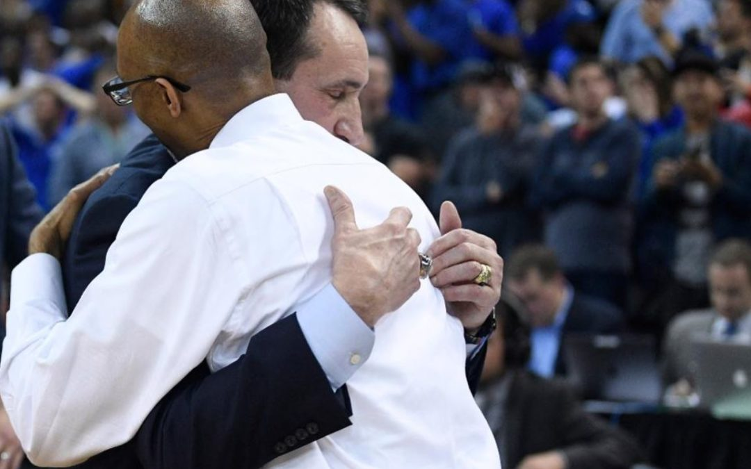 The ABCs Of Winning Graciously Per Duke Basketball Coach K. And UCF Coach Johnny Dawkins