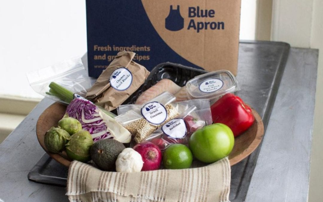 Why Linda Findley Kozlowski Is Doomed To Fail As Blue Apron's New CEO