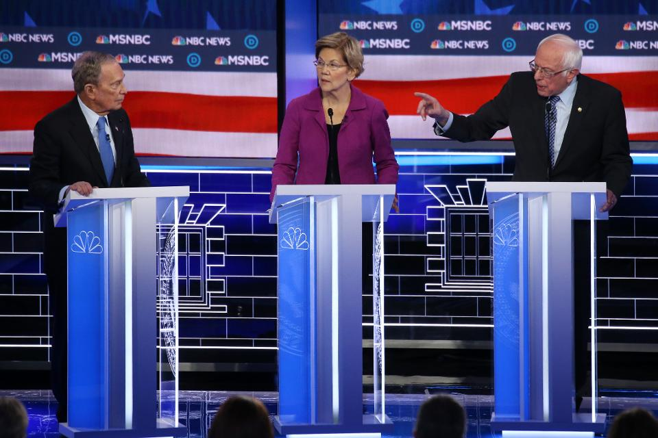 Lessons In The Power Of Organizing Concepts From The Las Vegas Democratic Debate