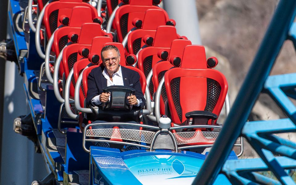 How To Get Off The Consultants' Roller Coaster