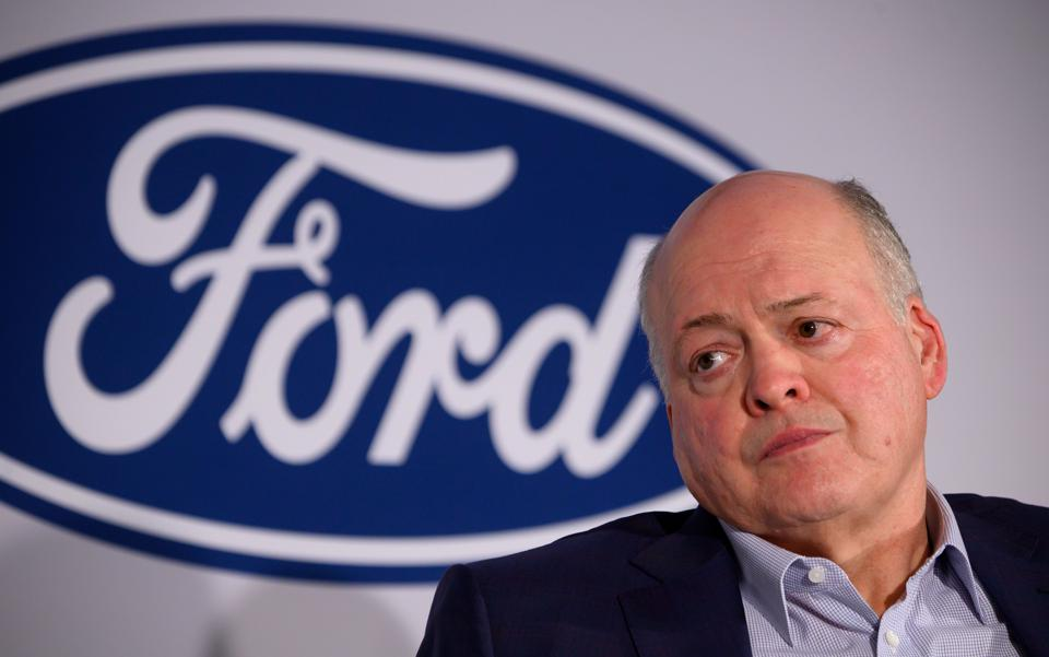 What You Must Learn From Jim Hackett's Failure As Ford's CEO