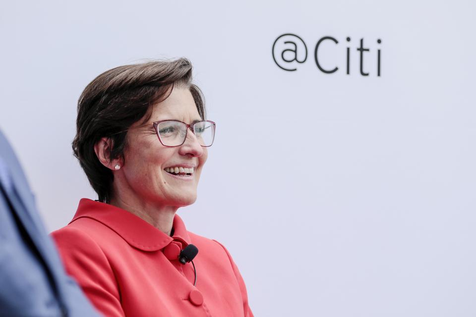 How Naming Jane Fraser CEO Advances Citibank's Client Focus