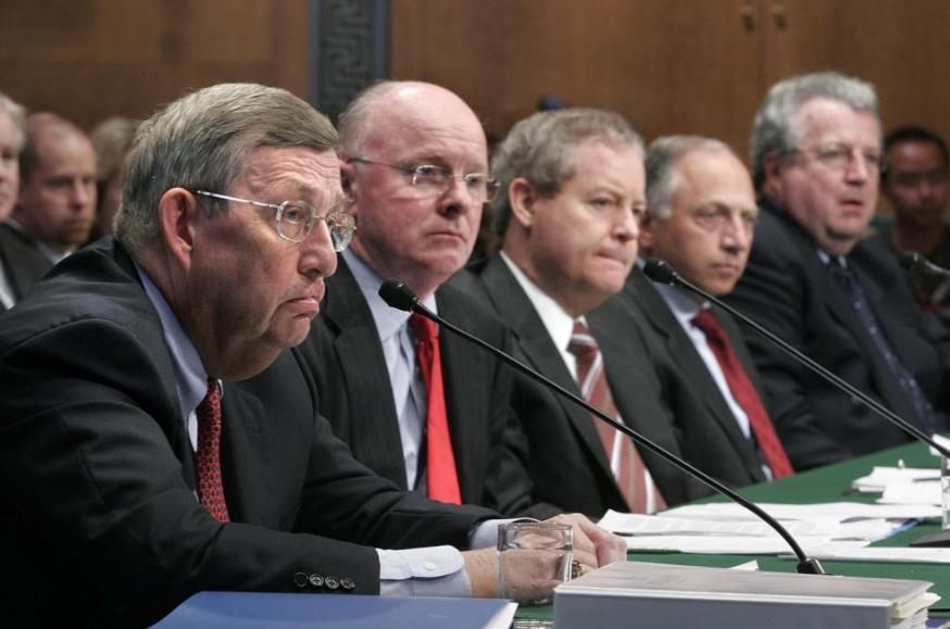 Why Exxon's New CFO Should Fail, But Won't